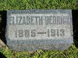 Elizabeth <i>LaForce</i> Dedrick