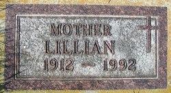 Lillian Henrietta Anna <i>Woessner</i> Fitje