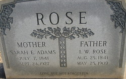 Isaac W. Rose