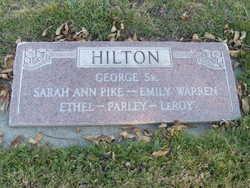 Emily <i>Warren</i> Hilton