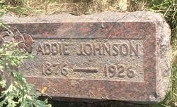 Addie Johnson