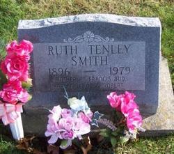 Ruth <i>Tenley</i> Smith