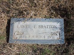 Lawrie E. Bratton
