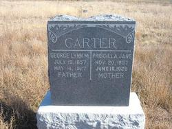 George Lynn <i>M.</i> Carter