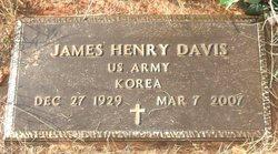 James Henry Davis