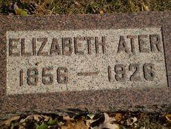Elizabeth L. <i>Hatt</i> Ater