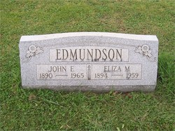 Eliza <i>McGee</i> Edmundson