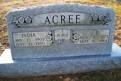 India Acree