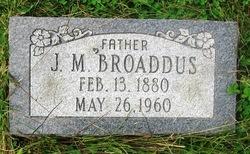 Jeremiah M Jerry Broaddus
