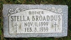 Stella Pearl Broaddus