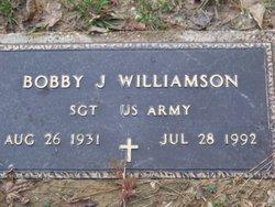 Bobby J. Williamson
