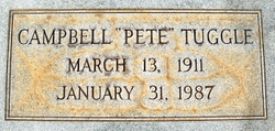 Campbell Pete Tuggle