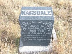 John W. Ragsdale