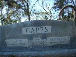 Claudia R Capps