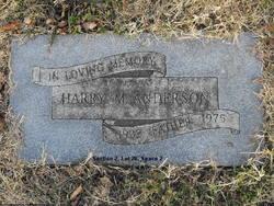 Harry M. Anderson, Jr