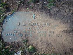 Spec J D Collier