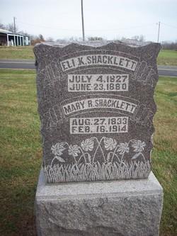 Mary R. Shacklett