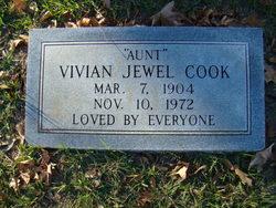 Vivian Jewel Cook