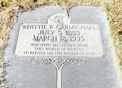 Whittie <i>Kennedy</i> Carmichael