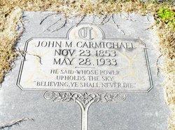 John McQuaig Carmichael