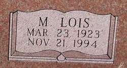 Mary Lois <i>Parker</i> Arrendell