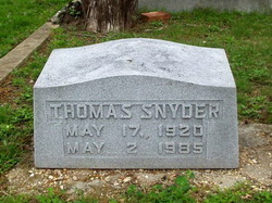 Thomas Snyder
