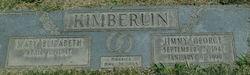 Jimmy George Kimberlin
