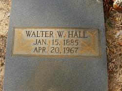 Walter William Hall