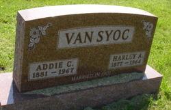 Addie C Van Syoc