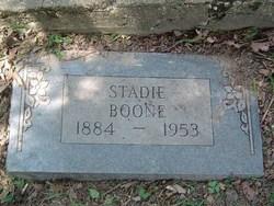 Stadie Belle <i>Neal</i> Boone