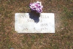 Cynthia Stella <i>Letson</i> Sanders
