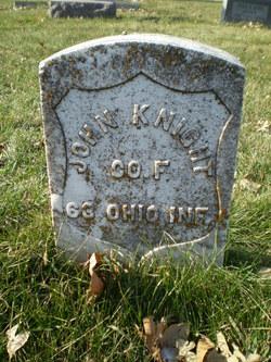 Pvt John Knight