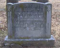 John J Briggs