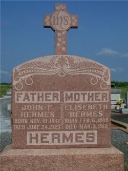 Elisebeth <i>Ebner</i> Hermes