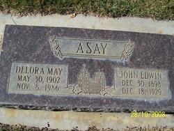 Delora May <i>Alexander</i> Asay