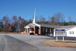 Keowee Baptist Church Cemetery