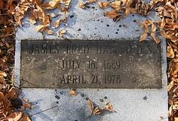Dr James Fred Hall