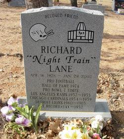Richard Night Train Lane