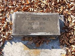 Otis Butts Hall