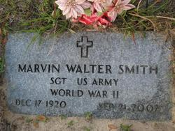 Marvin Walter Smith
