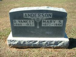 Mary S Anderson