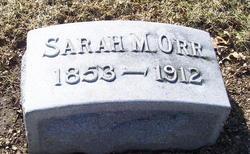 Sarah Matilda Orr