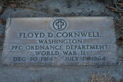 Floyd D. Cornwell