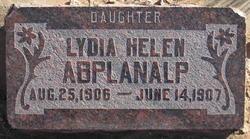 Lydia Helen Abplanalp