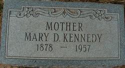 Mary Denia <i>Jones</i> Kennedy