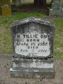 Harriet Matilda Tillie Guy