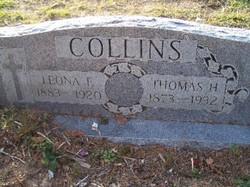 Leona F Collins