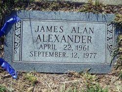 James Alan Alexander