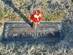 Rev Charles Orville Benham