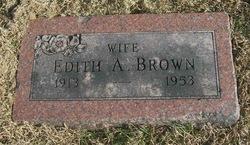 Edith A. Brown